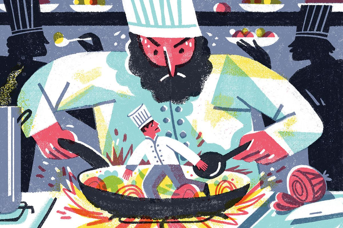 Homophobia Almost Made Me Quit Being a Chef - Eater