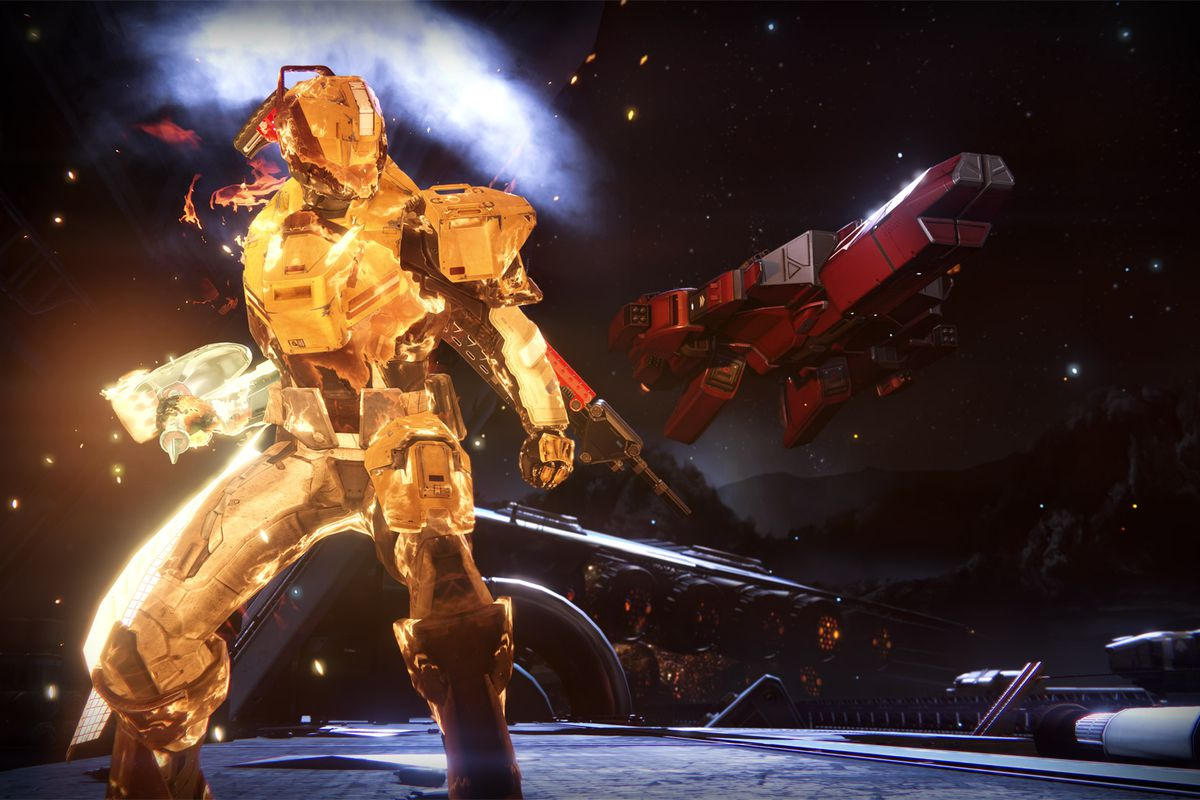Destiny Dance Gif: Destiny: The Taken King Includes A Level Boost To Let
