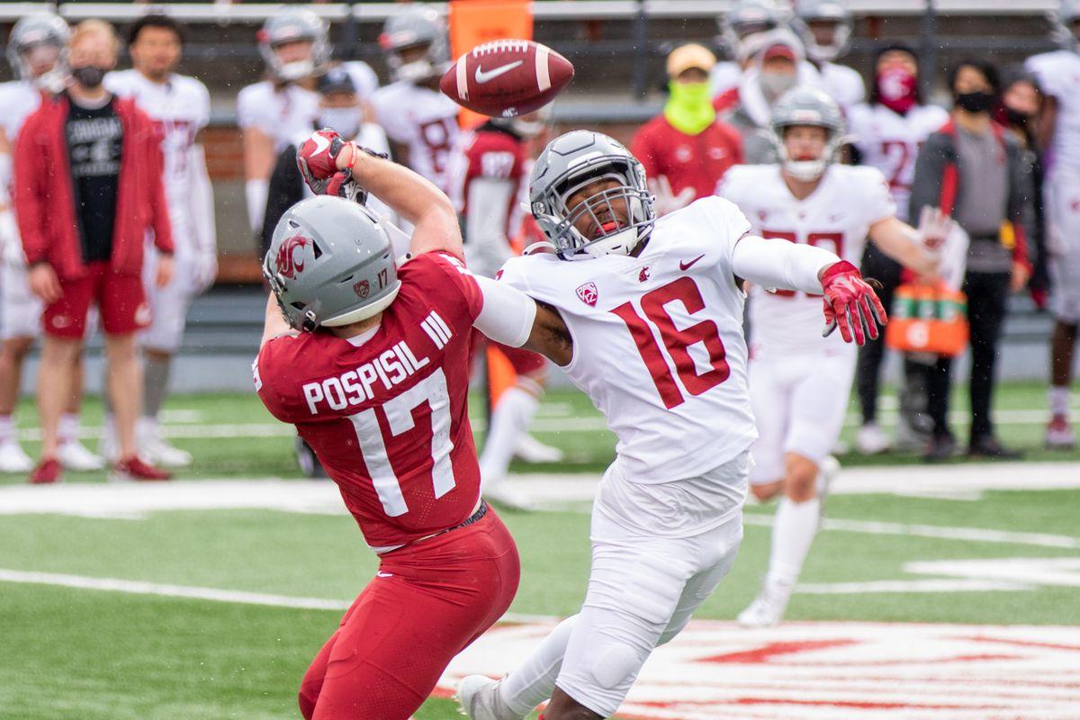 2021 WSU Crimson and Gray Spring Game -