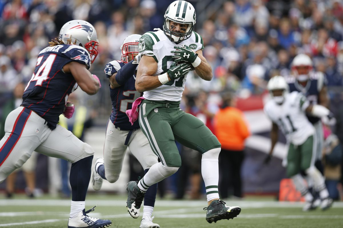 Eric Decker had another great game