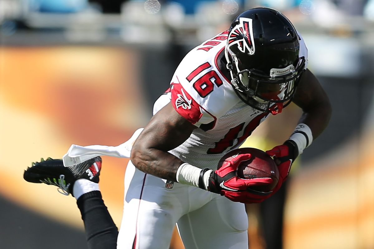 Atlanta Falcons Roster Review: Rookie receiver Justin Hardy The