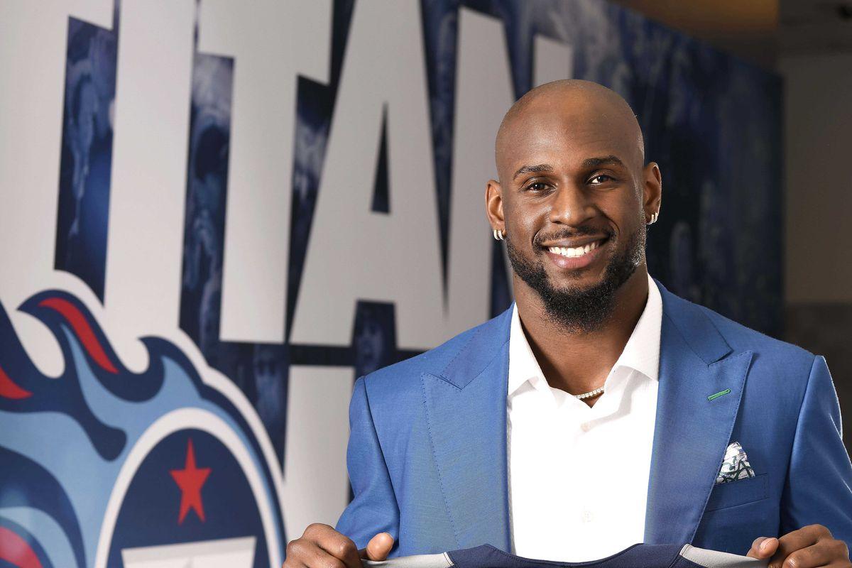 NFL: Tennessee Titans-Rashaan