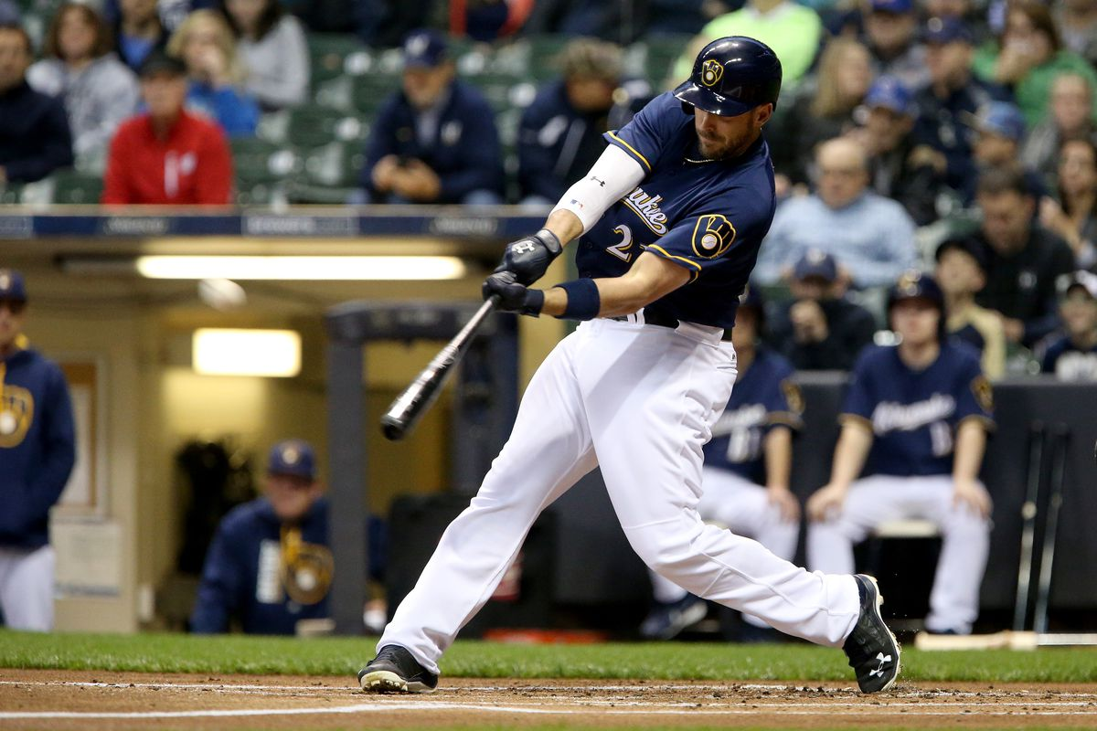 Milwaukee Brewers Bedroom In A Box Major League Baseball: Brewers Continue Home Run Binge In 7-5 Win Over Cardinals