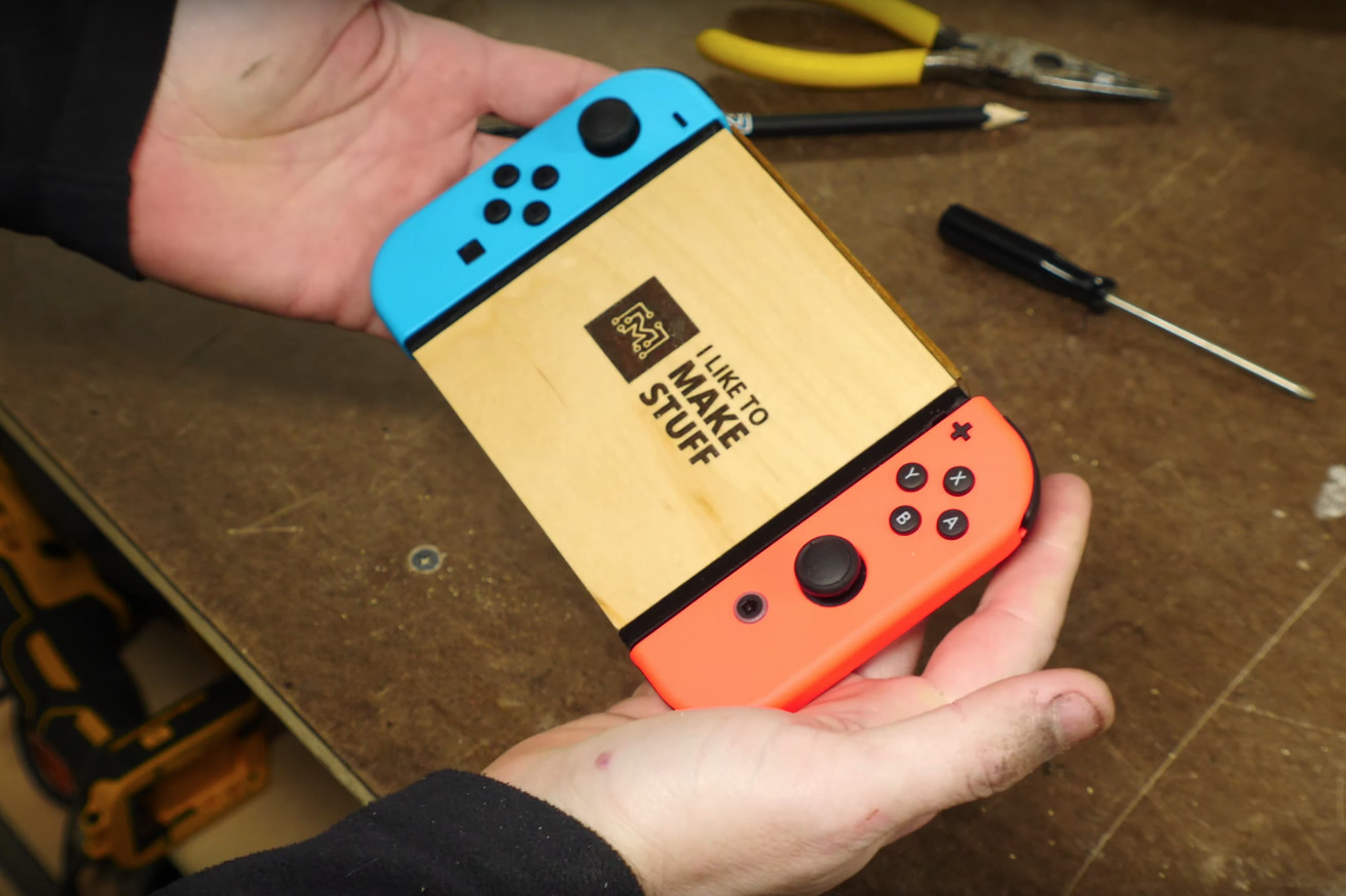 avoid losing your nintendo switch s tiny game cards with this diy storage controller