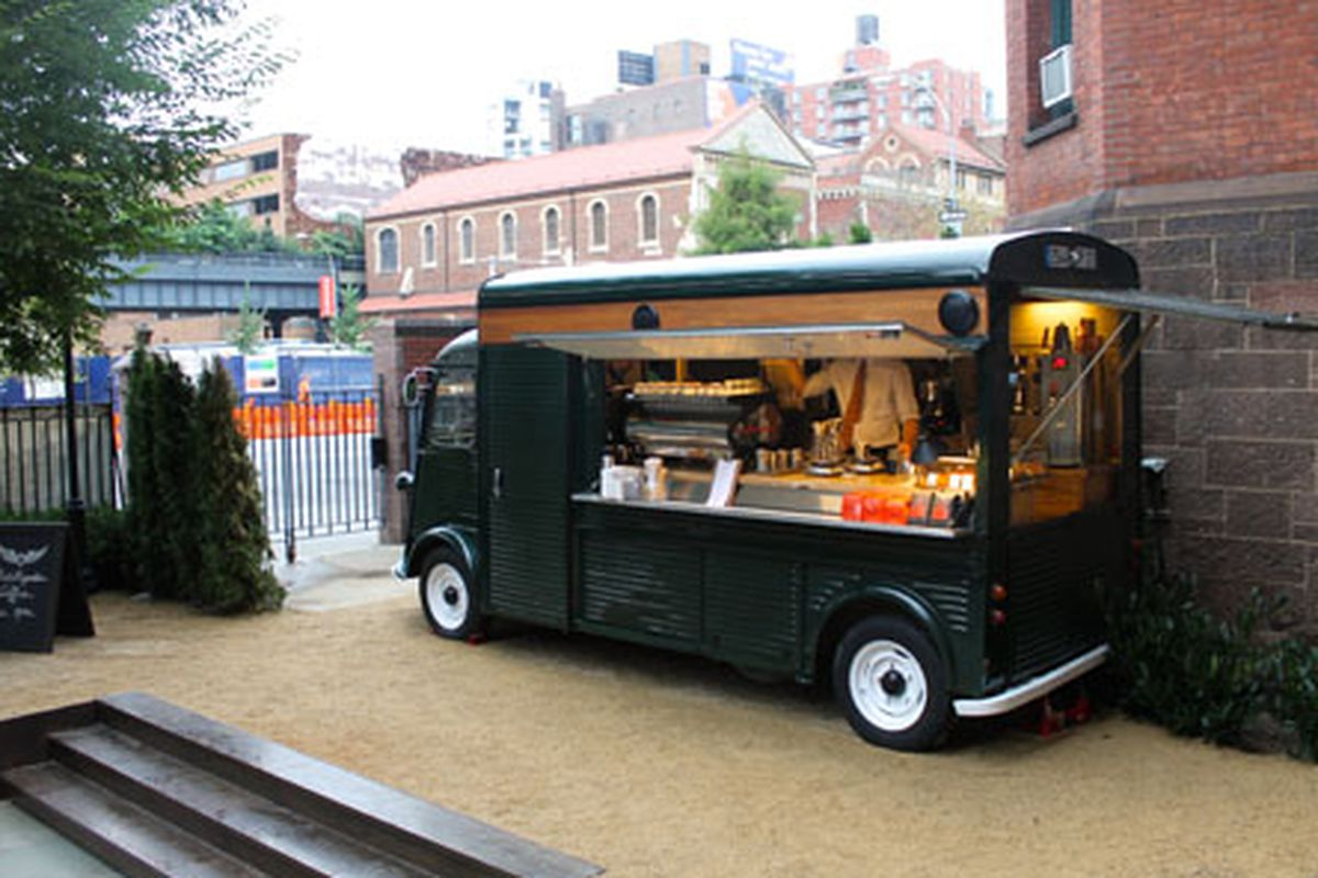 The Lucky Peach Food Truck