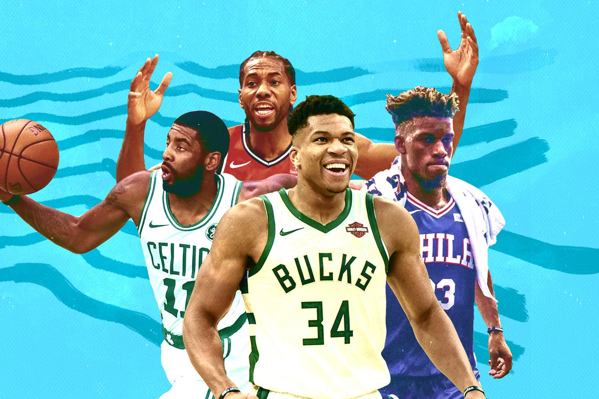 fc0b461fe NBA standings  The Eastern Conference is officially back - SBNation.com