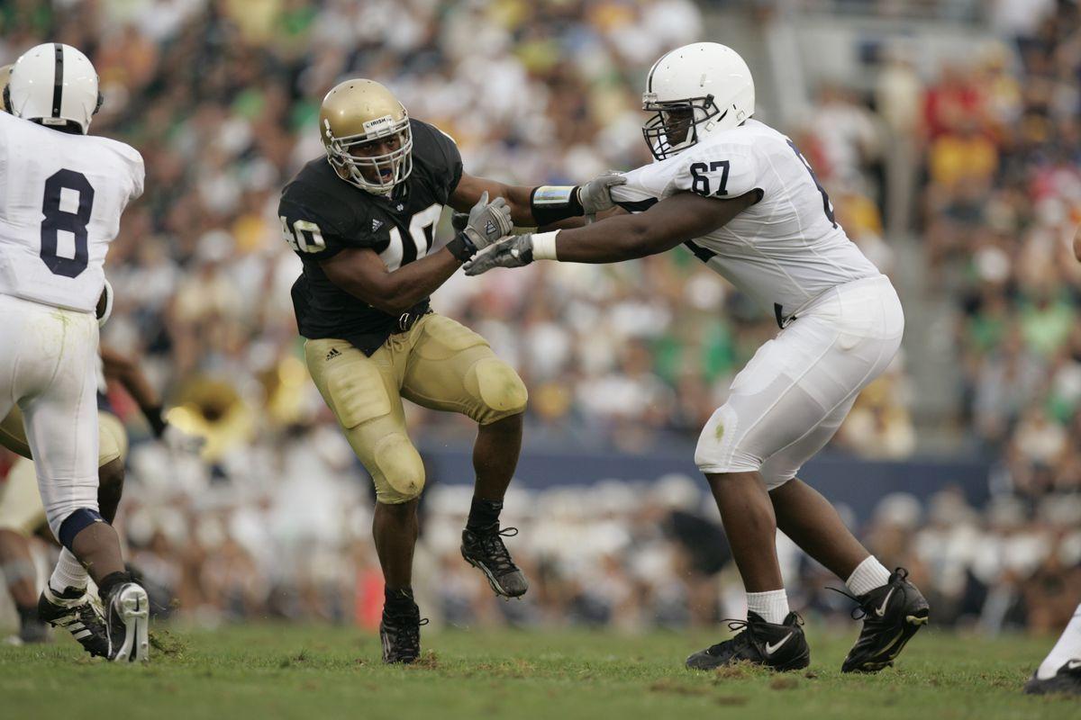 Penn State Nittany Lions v Notre Dame Fighting Irish