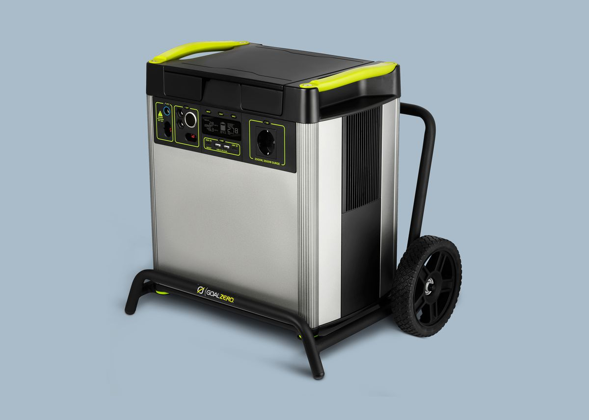Fall 2021 What's New, portable backup generator
