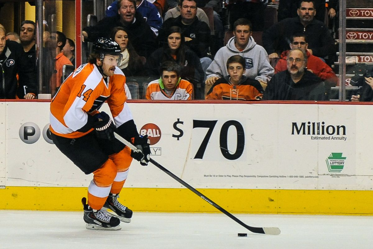We all agree that Sean Couturier is not allowed to shave this mustache, right?
