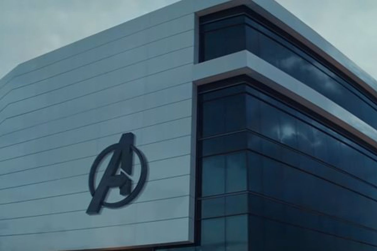 avengers tower is a test driving facility and other movie scenes