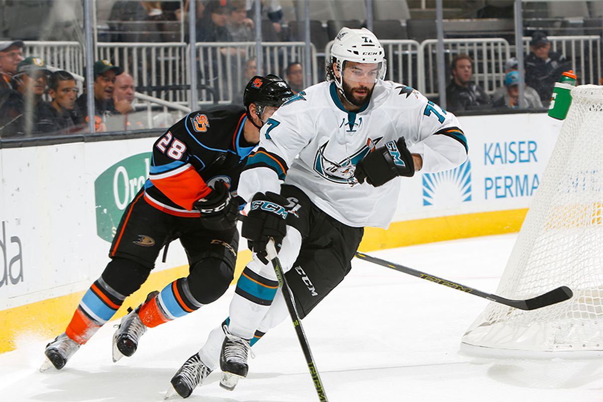 San Jose Barracuda forward Scott Timmins had a game high seven shots on goal and the first Barracuda shorthanded goal in franchise history in Wednesday night's 3-2 shootout loss to the San Diego Gulls at SAP Center. (SJBarracuda.com)