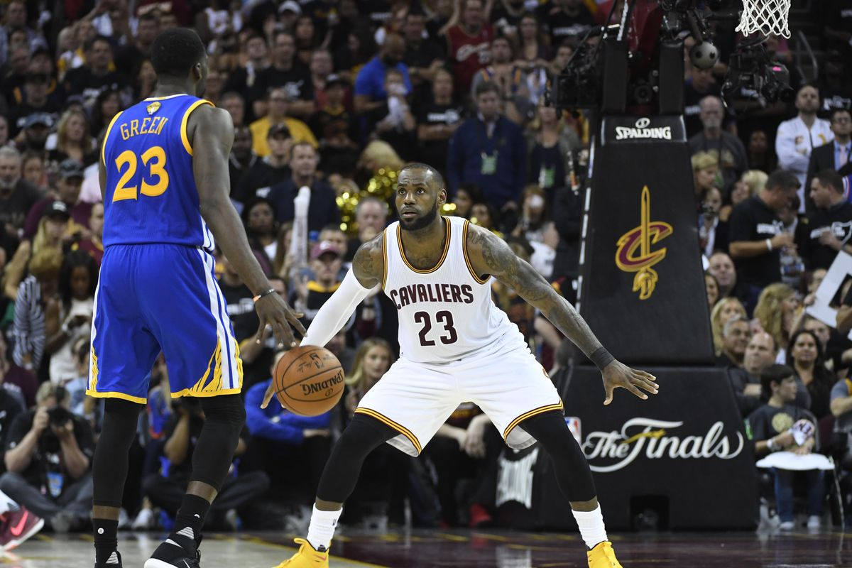 Numerous reasons for Draymond to step up in Game 5 of Finals
