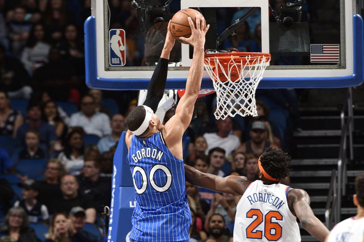 New York Knicks v Orlando Magic