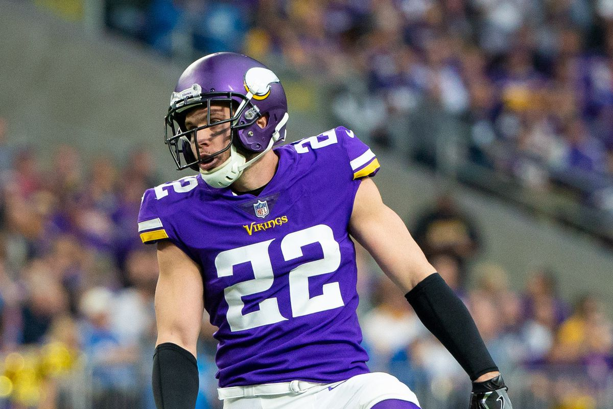 new product 93323 9c0b4 Harrison Smith ranked #83 on NFL Top 100 of 2019 - Daily ...
