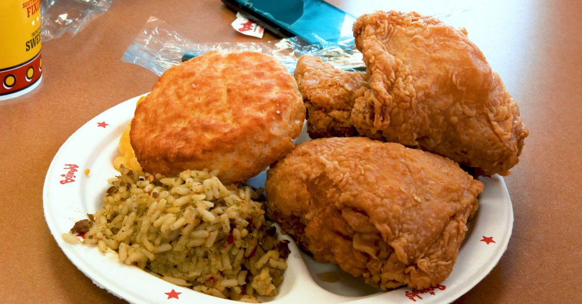 Watch Why Is The South Obsessed With Bojangles Fried Chicken Eater