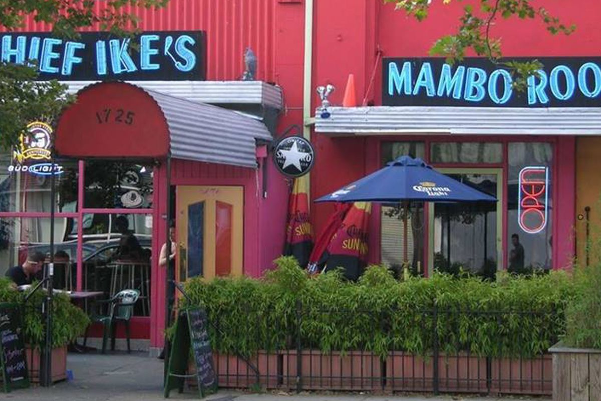 Chef Ike's Mambo Room