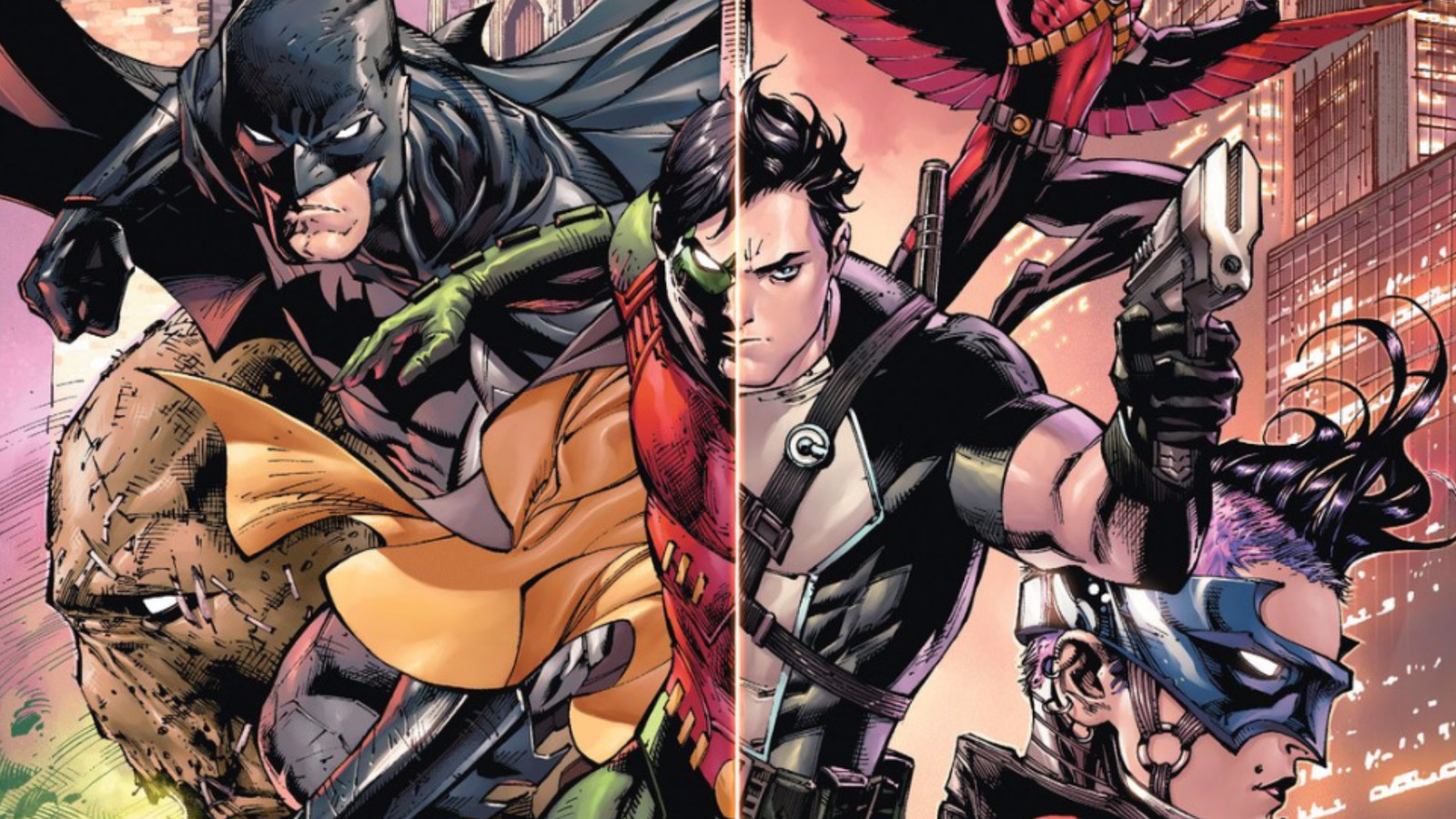 Batman is gone, but the Robins unite for a new weekly series