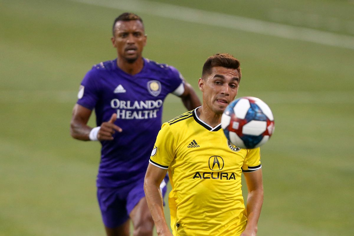 Crossing the Touchline: Columbus Crew at Orlando City