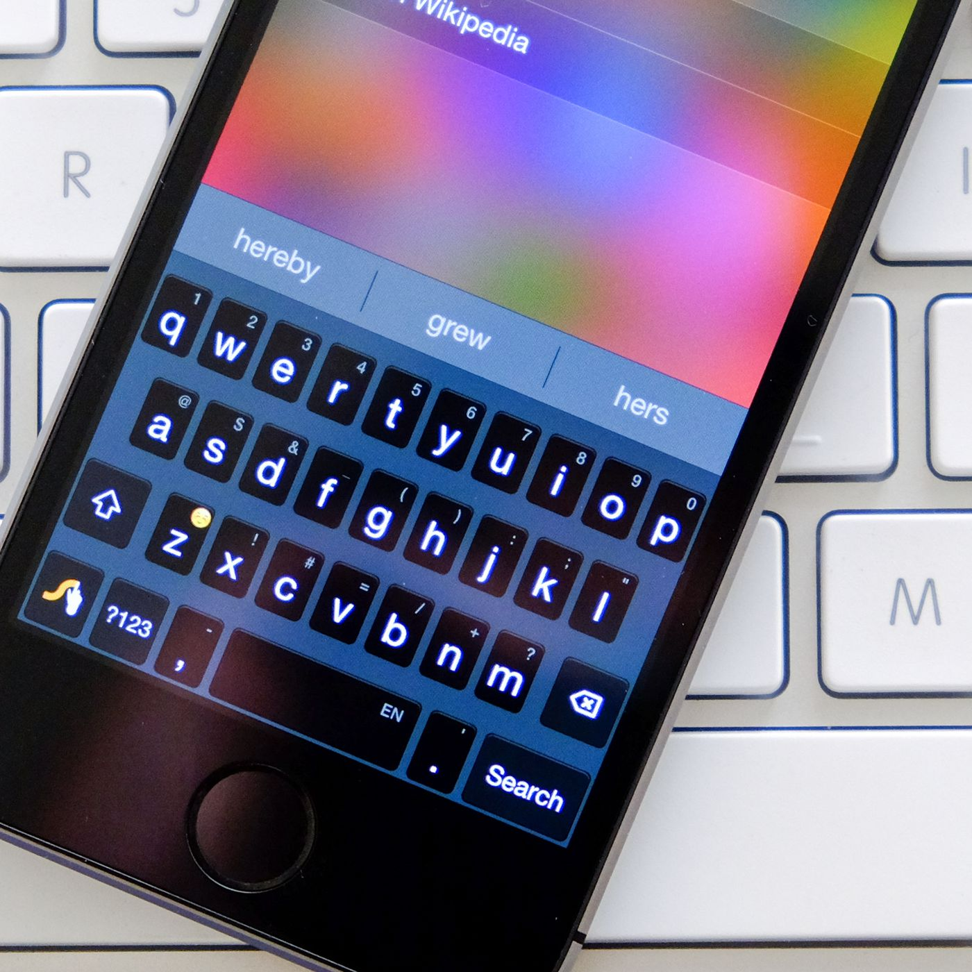7 keyboards for iOS 8 you can try right now | The Verge