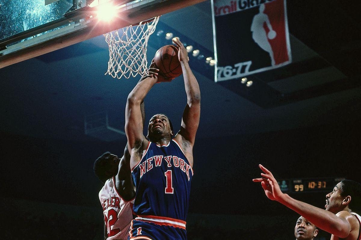 Portland Trailblazers vs. New York Knicks