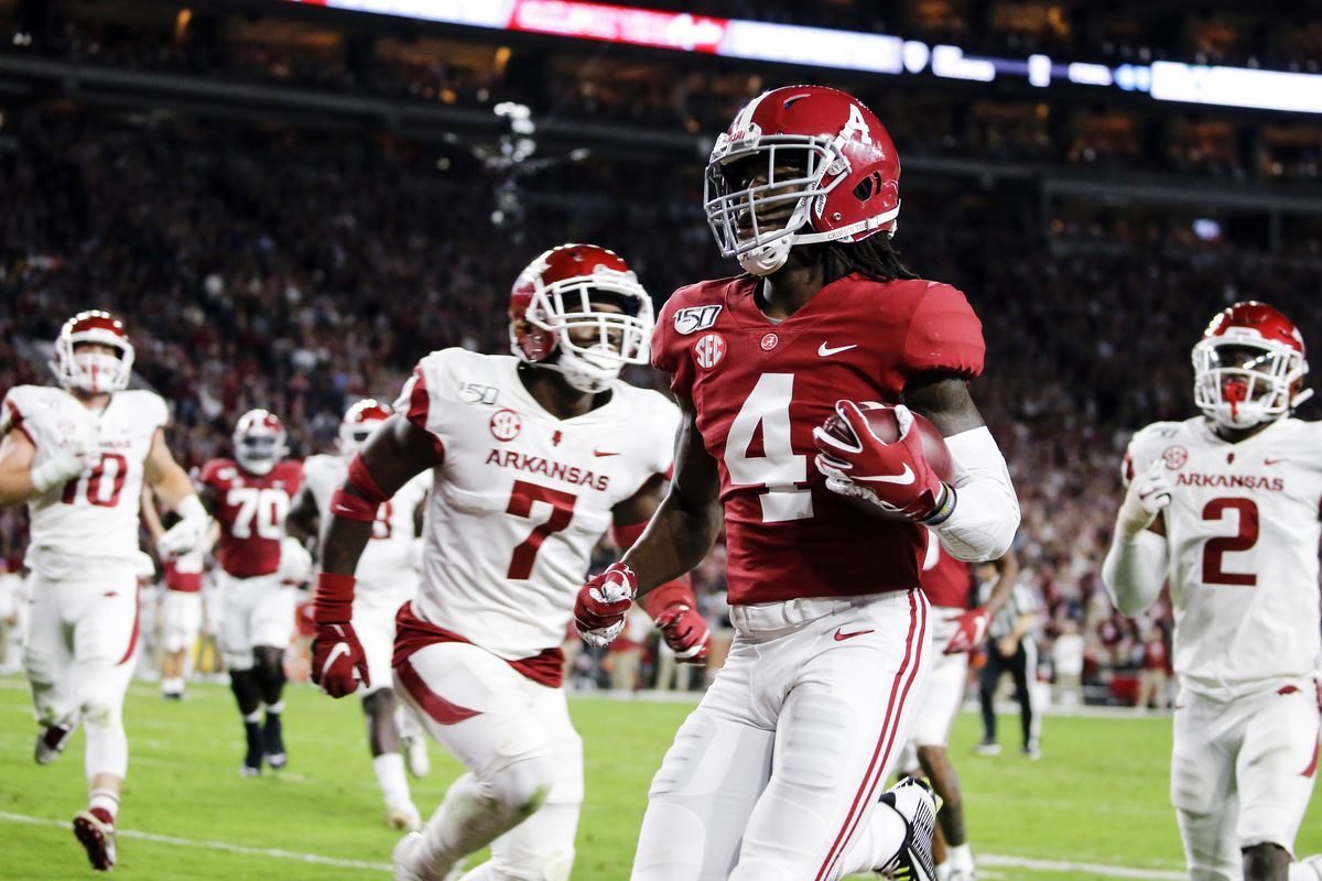Jerry Jeudy to play for Alabama football in Citrus Bowl vs. Michigan