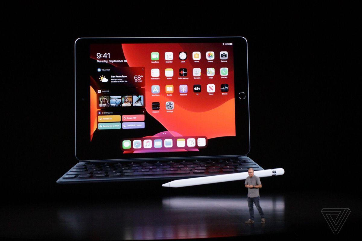 Novo iPad - Imagem: The Verge - Dica App do Dia