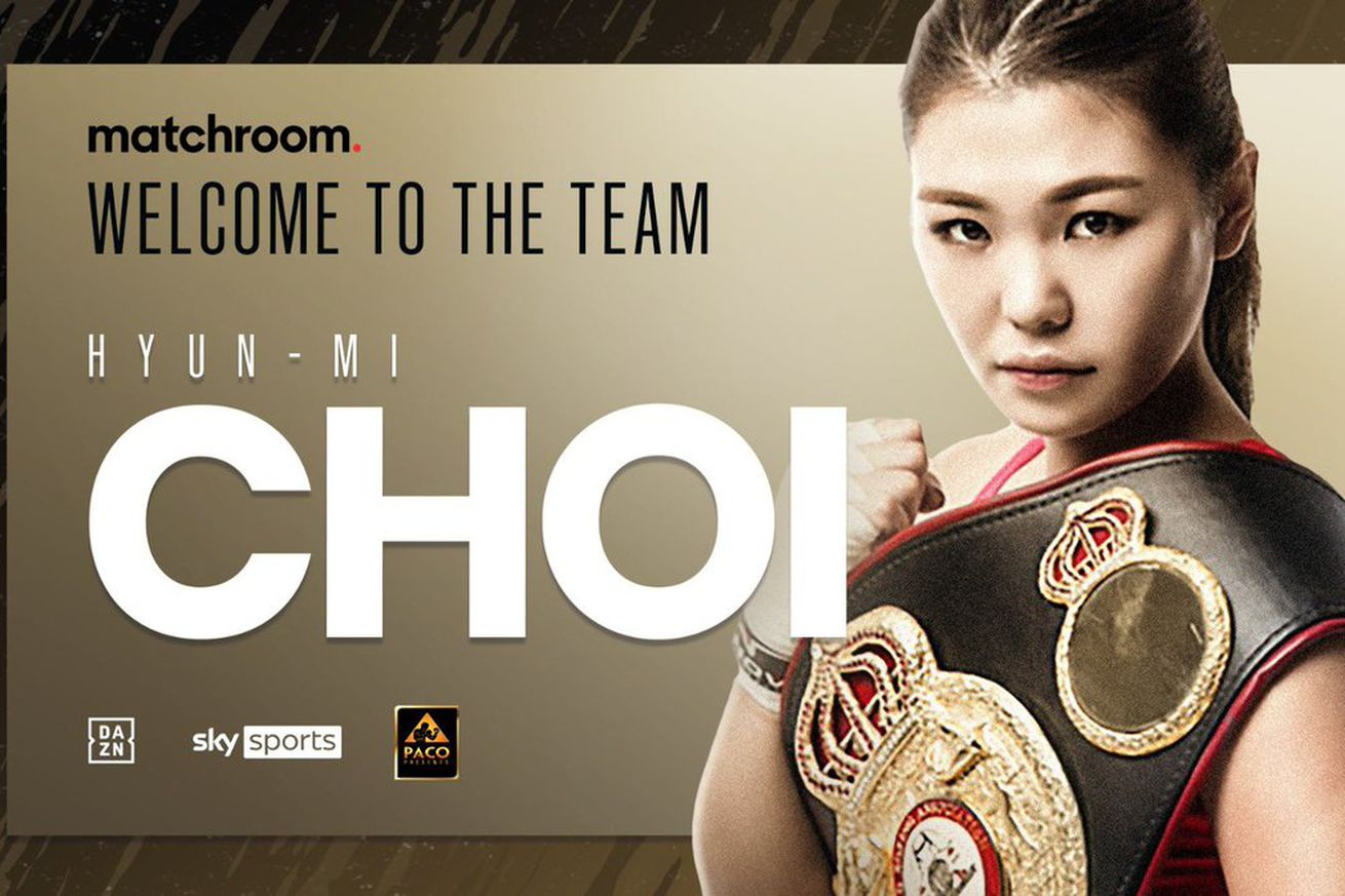 EmtGZwWW8AAxPdG.0 - Matchroom signs WBA super featherweight champion Choi