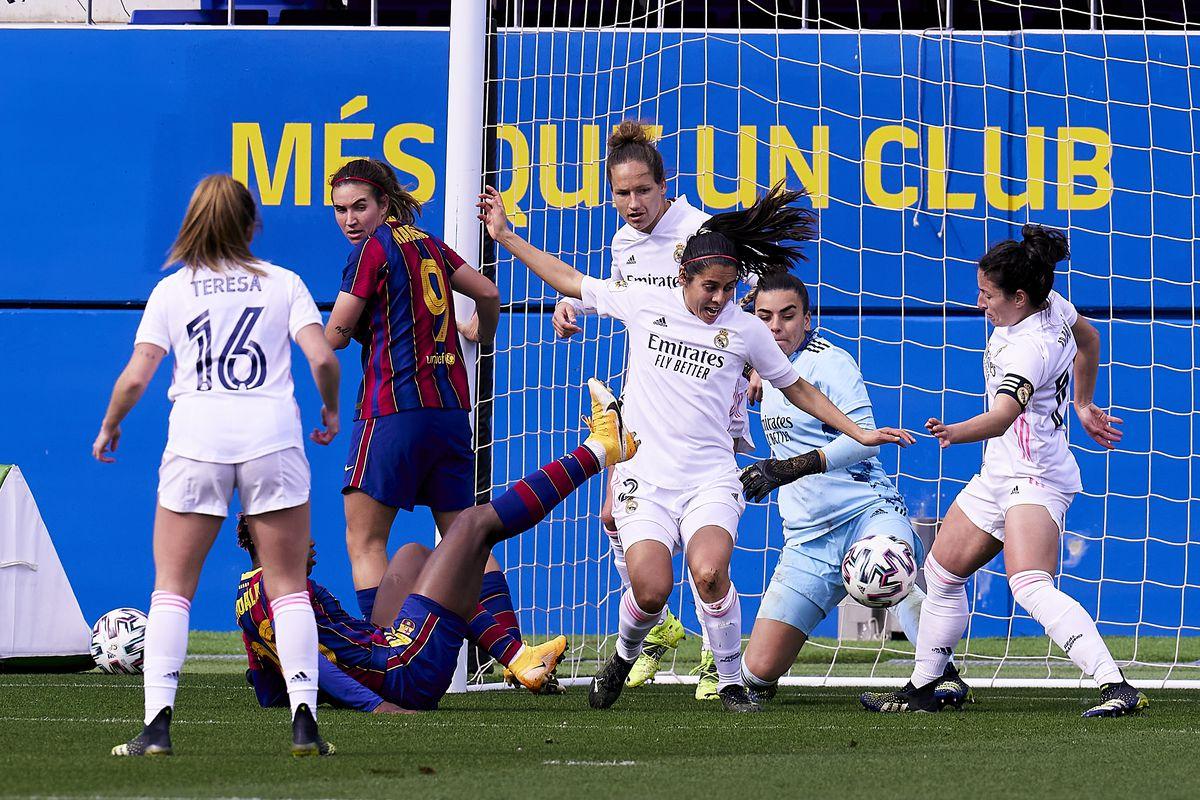 FC Barcelona Women v Real Madrid - Primera Division Femenina