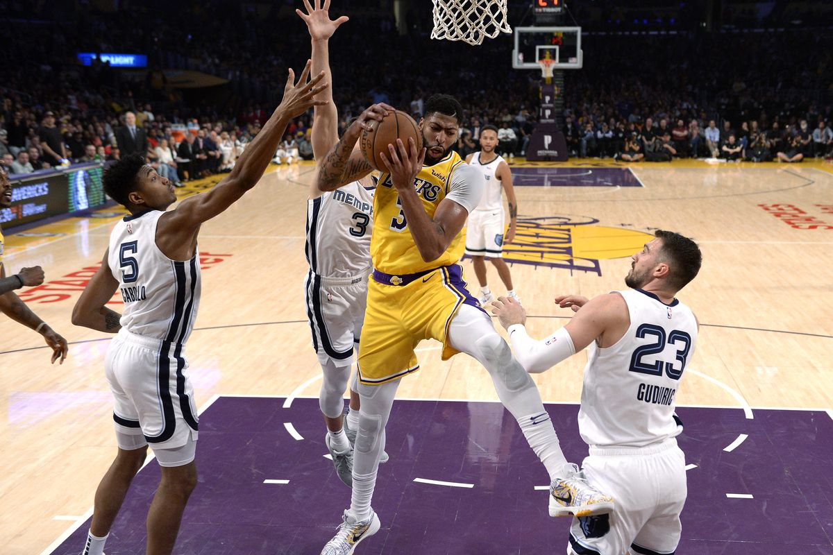 Lakers vs Grizzlies Preview, Game Thread, Starting Time and