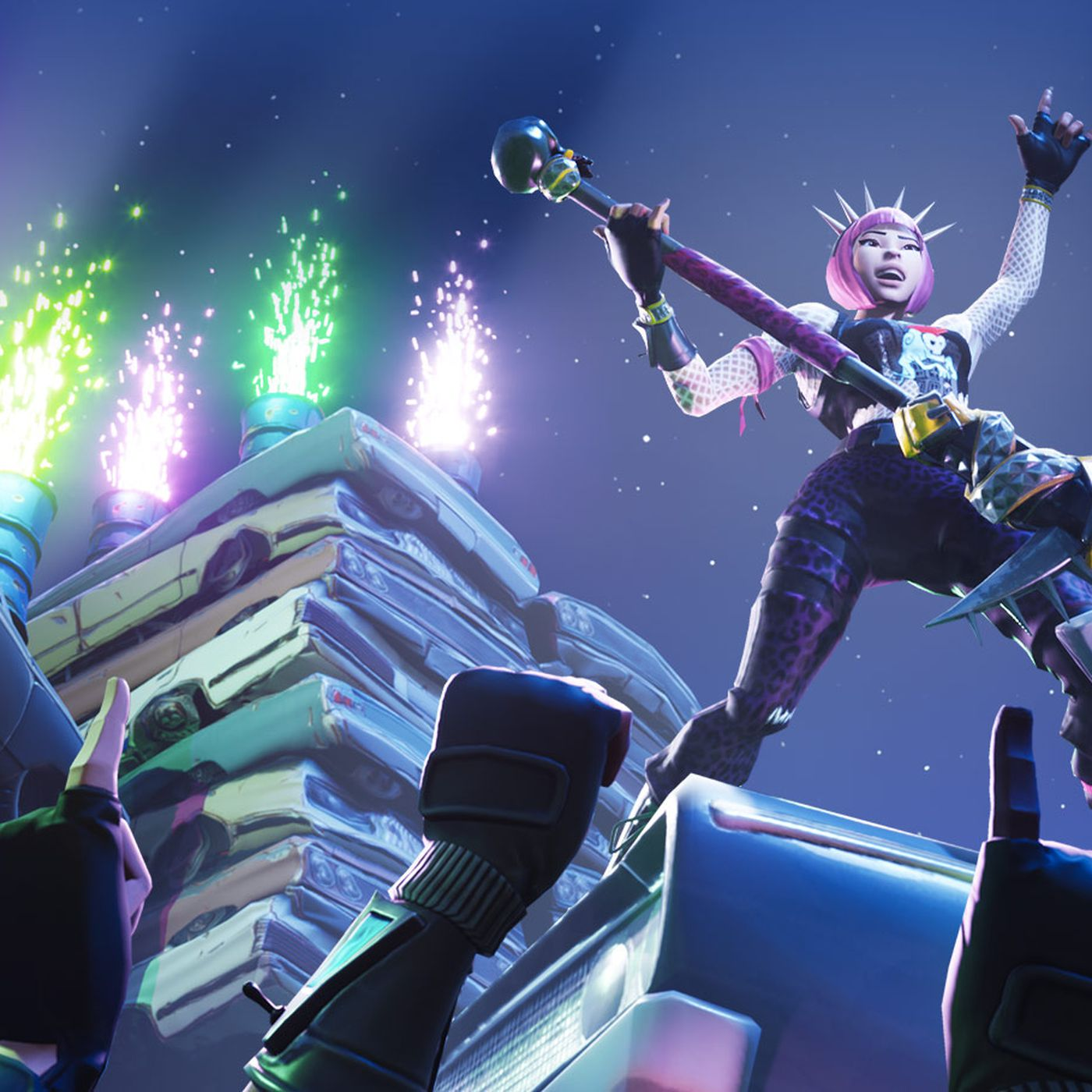 When Does The Pro Am Start Fortnite The Fortnite E3 Celebrity Pro Am Start Time Live Stream And Schedule Polygon