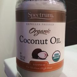 I swear by coconut oil daily to keep my skin hydrated (especially when I'm about to embark on a 24 hour flight).