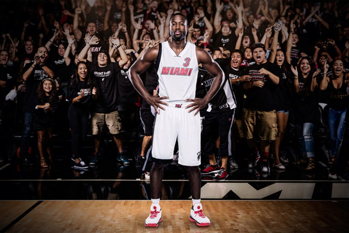 save off c2d1f 3b3b8 Miami Heat introduces new Legacy Collection - Hot Hot Hoops