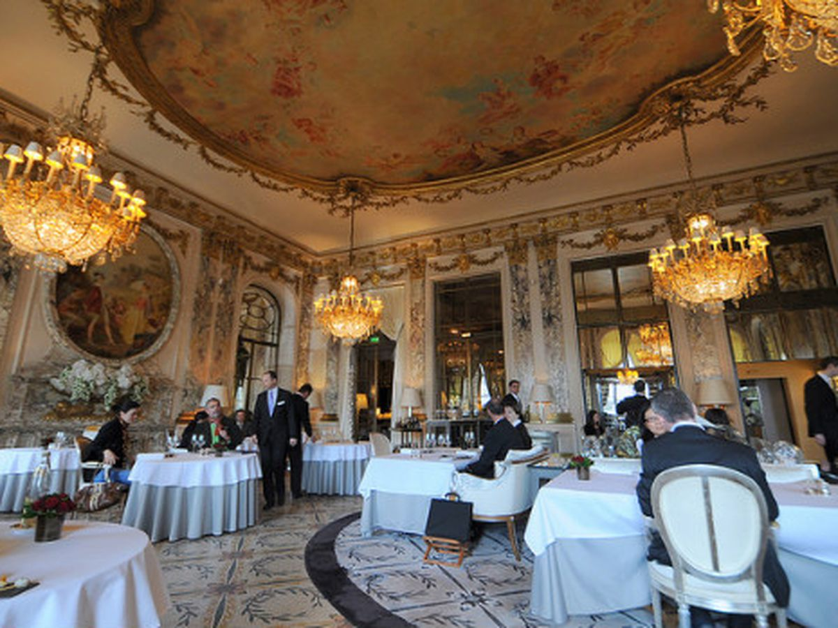 The 25 Michelin Three Star Restaurants Of France