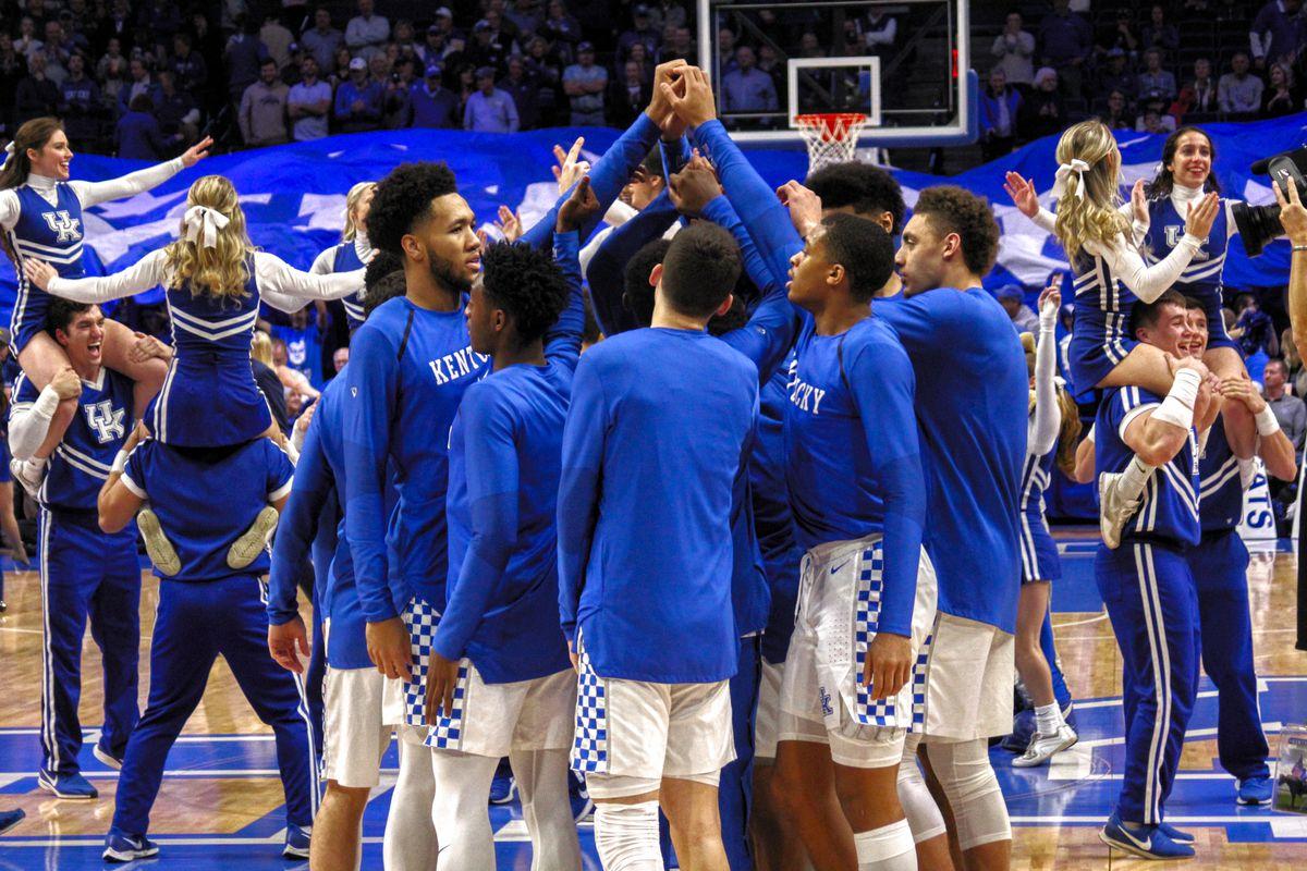 Kentucky Basketball Uk Has Second Best Odds To Win: Kentucky Wildcats Basketball: NCAA Tournament 2019 Title