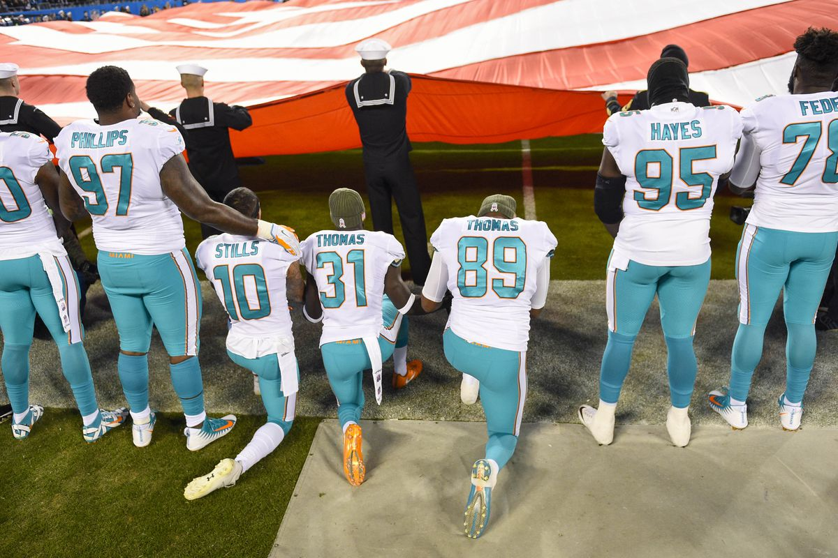 NFL owners reach a  compromise  about the national anthem. How bad is it  dfb838d20