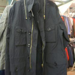 Alexander McQueen jacket, $619