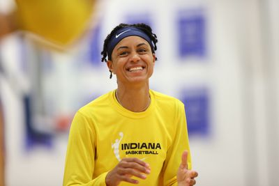 Indiana Fever Practice