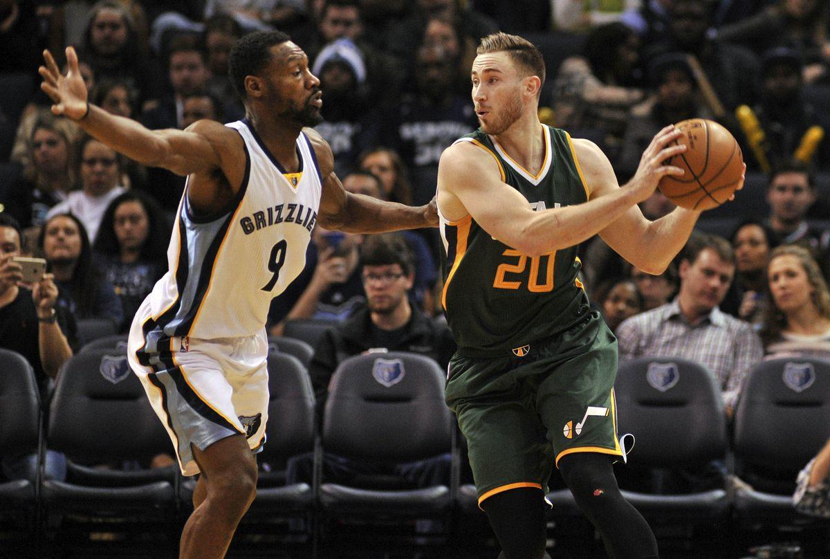 NBA: Utah Jazz at Memphis Grizzlies