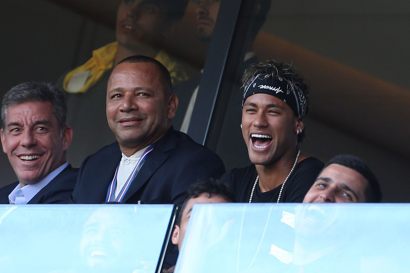 Neymar?s dad explains why he is not with PSG for pre-season training
