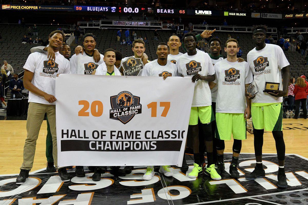 NCAA Basketball: Hall of Fame Classic-Baylor at Creighton