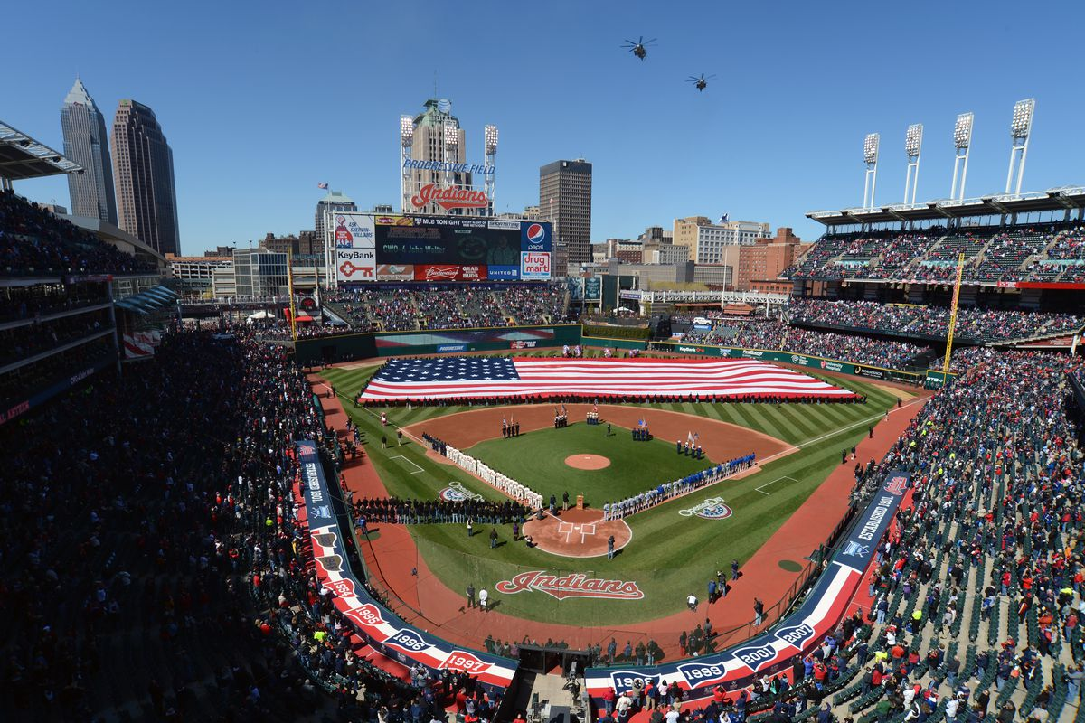 2017 MLB schedules released, Indians home opener on April 11