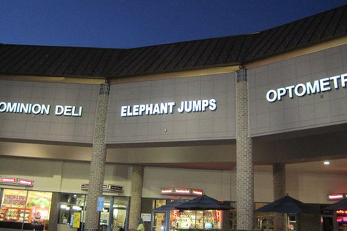 Elephant Jumps
