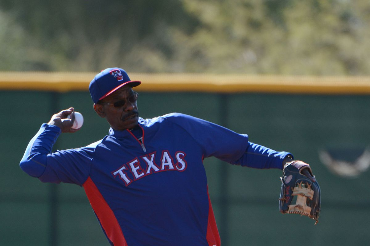 Ron Washington will not be the fifth starter