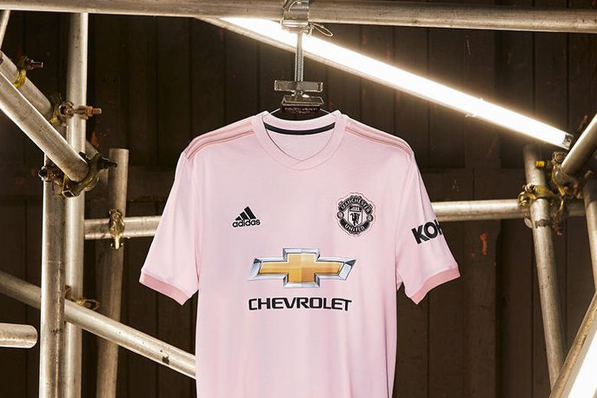 Manchester United announce release of new 2018 19 away kit - The ... a5606fcb7