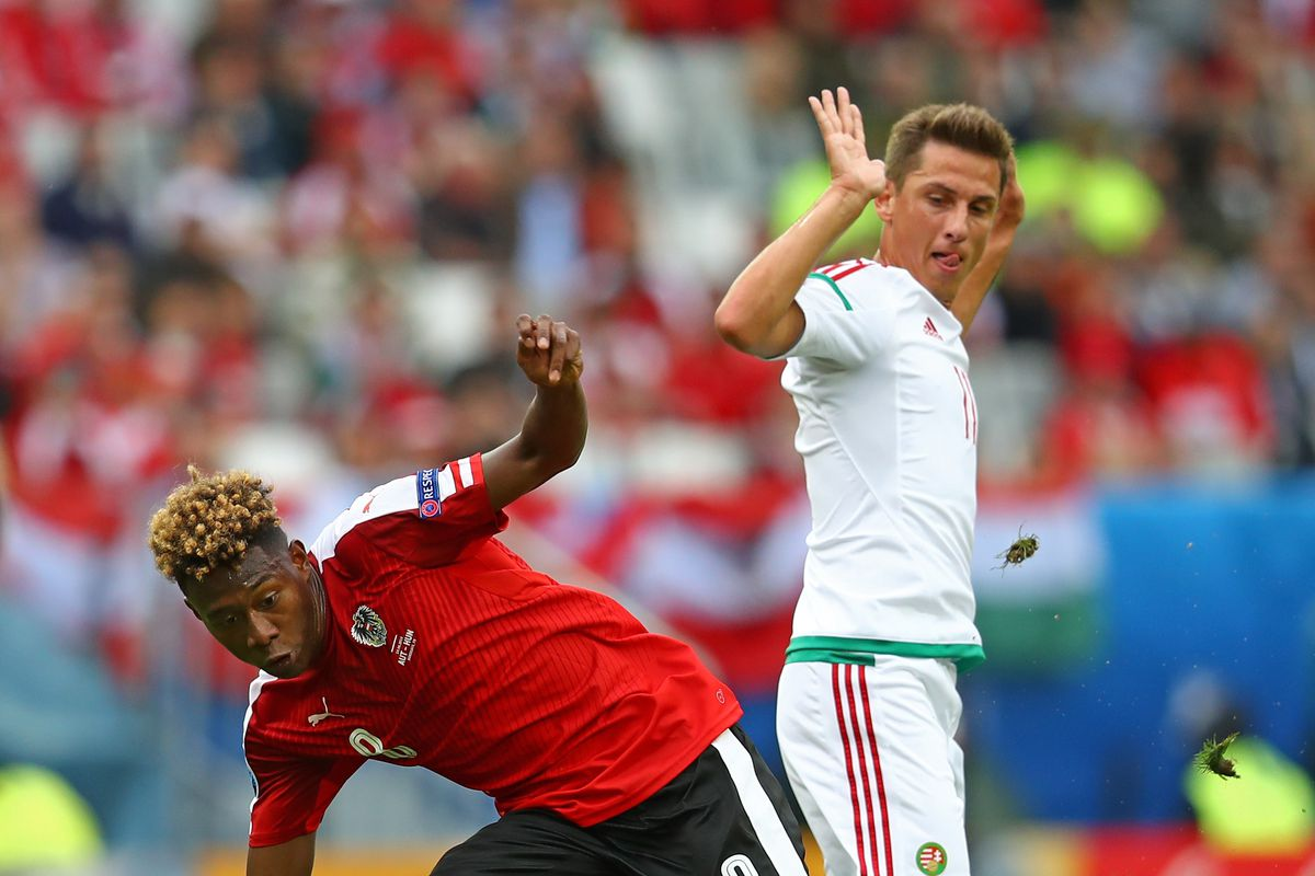 austria need david alaba to play defense or they re going nowhere at euro 2016 bavarian. Black Bedroom Furniture Sets. Home Design Ideas