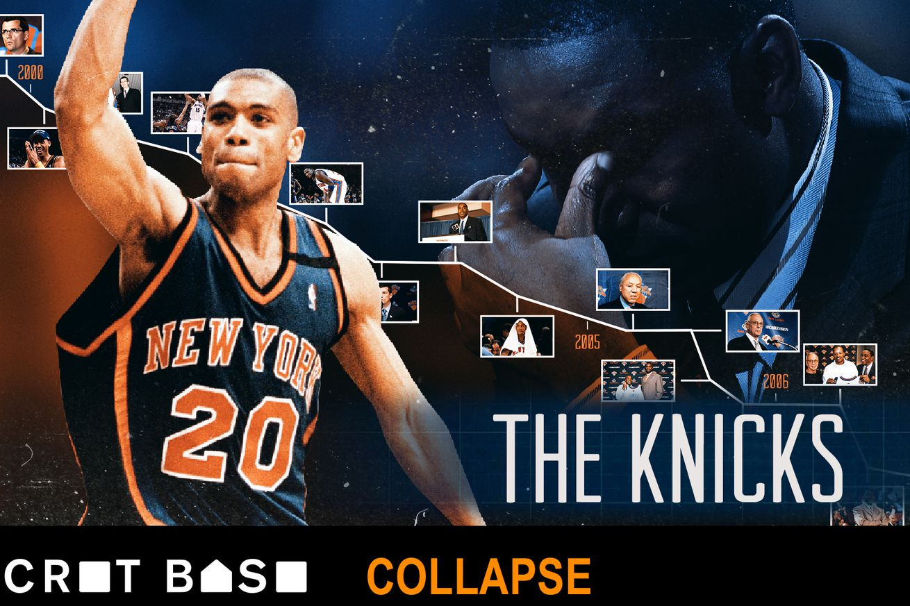 COL 013 thumb4 SB.0 - Revisiting the Knicks collapse, which started with a botched Patrick Ewing trade