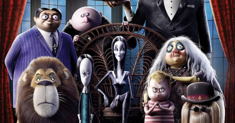 New Addams Family trailer brings a little bit of goth to New Jersey
