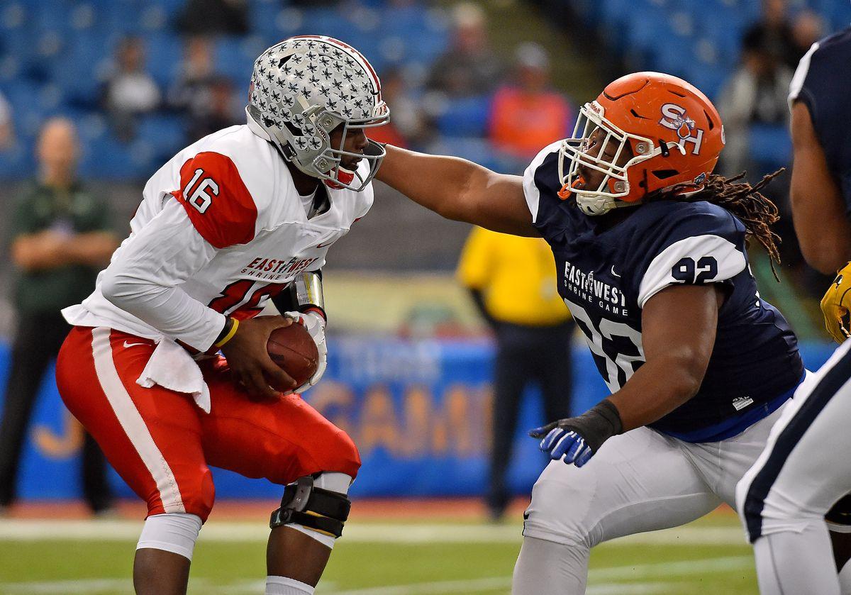 NCAA Football: East-West Shrine Game