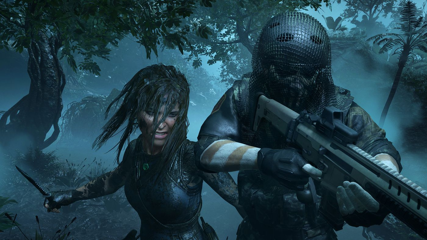 Shadow Of The Tomb Raider Review A Fun But Dark Critique Of The