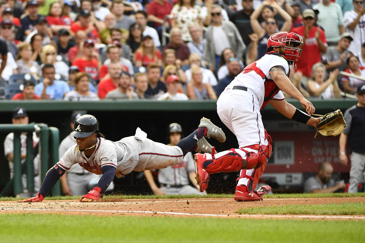 The good, the bad, and the ugly from the Washington Nationals' series loss to the Atlanta Braves...
